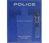 Police The Shock In Scent for Man toaletná voda pre mužov 2 ml, vialka