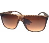 Nae New Age Slnečné okuliare hnedé A40308