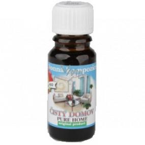 Slow-Natur Čistý domov Vonný olej 10 ml