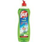 Pur Duo Power Apple prostriedok na ručné umývanie riadu 900 ml