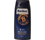 Barbus Classic Men 2v1 sprchový gel 250 ml