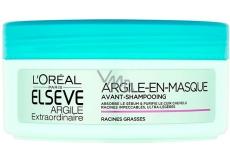 Loreal Paris Elseve Argile Extraordinarie Clay očisťující maska pro rychle mastící se vlasy 150 ml