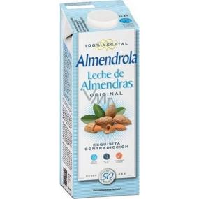 Almendrola Mandľový nápoj 4% sladený 1000 ml