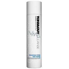 Toni & Guy Cleanse Dry šampón na suché vlasy 250 ml