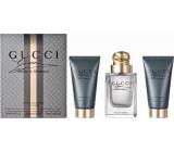 Gucci Made to Measure toaletná voda 90 ml + balzam po holení 50 ml + sprchový gél 50 ml, darčeková sada
