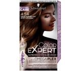 Schwarzkopf Color Expert barva na vlasy 4.54 Tmavě karamelový