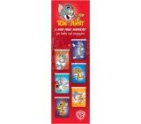 If Mini Page Markers Magnetická záložka Tom a Jerry 6 kusů