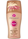 DARČEK Dermacol Sun SPF6 vodeodolné zvláčňujúce mlieko na opaľovanie sprej 200 ml