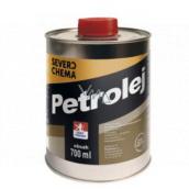 Severochema Petrolej v plechovke 700 ml