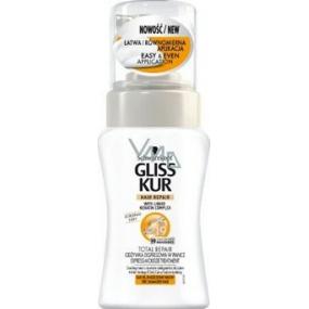 Gliss Kur Total Repair 19 regeneračná pena na vlasy 125 ml