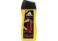 Adidas Extreme Power 2v1 sprchový gél na telo a vlasy pre mužov 250 ml