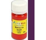 Art e Miss Barva na světlý textil 42 tmavá fialová 40 g