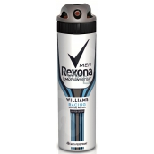 Rexona Men Motionsense Williams Racing antiperspirant deodorant sprej 150 ml