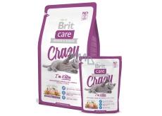 Brit Care Kurča + ryža pre mačiatka 1-12 mesiacov 7 kg, Hypoalergénne kompletné krmivo