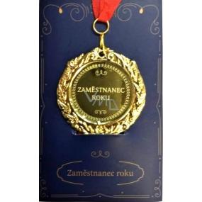 Albi Papierové prianie do obálky Prianie s medailí - Zamestnanec roka W