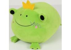 Albi Humorný vankúš veľký Žaba 36 x 30 cm