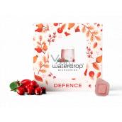 Waterdrop DEFENCE - v obrane je sila, brusnica, šípky, moringa microdrink pre dni, kedy potrebuješ obranyschopnosť 12 kapslí