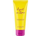 Lanvin A Girl in Capri telové mlieko pre ženy 100 ml