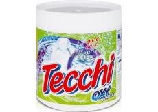Tecchi Oxy White odstraňovač skvrn s aktivním kyslíkem na bílé prádlo 500 g