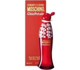 Moschino Cheap And Chic Chic Petals toaletná voda pre ženy 50 ml