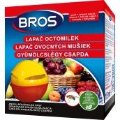 Bros Lapač octomiliek pasca + tekutá náplň 15 ml