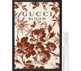 Gucci Bloom parfémovaná voda pro ženy 1,5 ml s rozprašovačem, Vialka