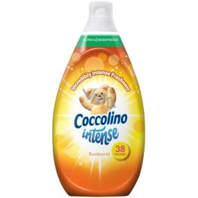 COCCOLINO Intense Sunburst koncentrovaná aviváž 38 dávok 570 ml