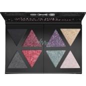 Catrice Glitterizer Mix N Match paleta očních stínů 010 Glitter My Favourite Colour 8 g