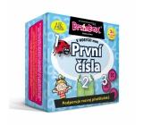 Albi V kocke! mini Prvá čísla hra podporuje rozvoj predškolákov vek: 3+