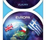 Albi Vedomostné pexeso - Vlajky Európa vek 12+