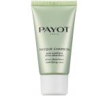 Payot Pate Gris Masque Charbon absorpčnej zmatňujúci čierna maska pre zmiešanú až mastnú pleť 50 ml
