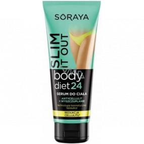 Soraya Body Diet 24 Slim It Out anticelulitídny sérum 200 ml
