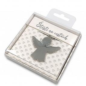 Nekupto Darčeková kľúčenka pre šťastie Šťastie na cestách 4 cm