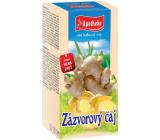 Apotheke Zázvorový čaj prispieva k normálnej funkcii imunitného systému 20 x 1,5 g