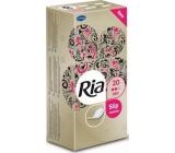 Ria Slip Premium Deo hygienické slipové intímne vložky 20 kusov