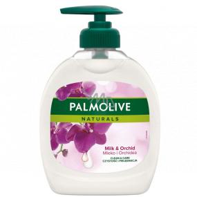 Palmolive Naturals Black Orchid tekuté mydlo s dávkovačom 300 ml