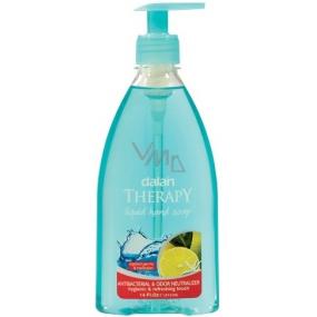 Dalan Therapy Antibacterial & Odor Neutralizer antibakteriální tekuté mýdlo dávkovač 400 ml