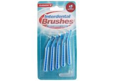 Claradent Interdental Brushes medzizubné kefky 5 kusov
