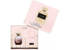 Nina Ricci L Extase parfémovaná voda pro ženy 50 ml + tělové mléko 75 ml, dárková sada 2016