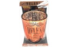 Albi Trblietavý svietnik zo skla na čajovú sviečku HELENA, 7 cm