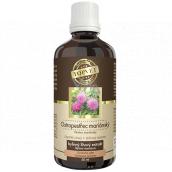 Topvet Pestrec mariánsky bylinný liehový extrakt, chráni a regeneruje tkanivo pečene, pri poruchách trávenia, doplnok stravy 50 ml