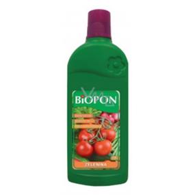 Biopon Zelenina tekuté hnojivo na zeleninu 500 ml