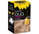 Garnier Olia barva na vlasy bez amoniaku 8.13 Oslnivá světlá blond