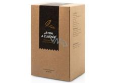 Aromatica Pečeň a Žlčník bylinný čaj 20 x 2 g