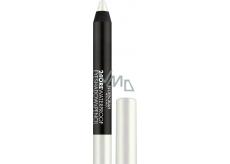 Deborah 24Ore Waterproof Eyeshadow & Pencil oční stíny a tužka na oči 2v1 01 Pearly Ivory 2 g