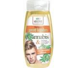 Bione Cosmetics Bio Cannabis šampon proti lupům pro muže 250 ml