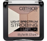 Catrice rozjasňovač Light Spectrum strobing Bricks 010 4232