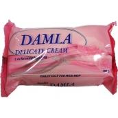 Damla Delicate krémové toaletné mydlo s lanolínom 100 g