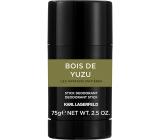 Karl Lagerfeld Bois de Yuzu deodorant stick pro muže 75 g
