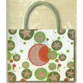 Nekupto Darčeková Kraftová taška vianočné 217 M WCM